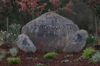 Nevada County California real estate properties