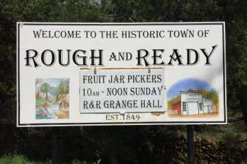 Rough and Ready CA Real Estate