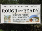 welcome to Rough and Ready