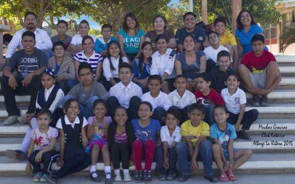 students-laRibera-Rotario